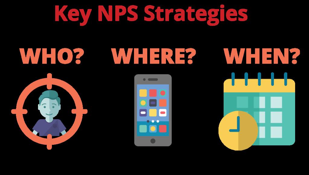 NPS key strategies net promoter system