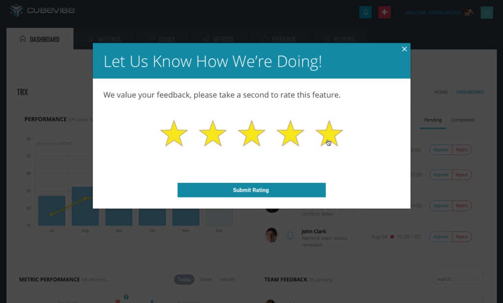 nps survey customer feedback rating