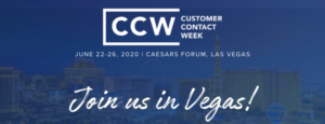 customer contact week ccw 2020