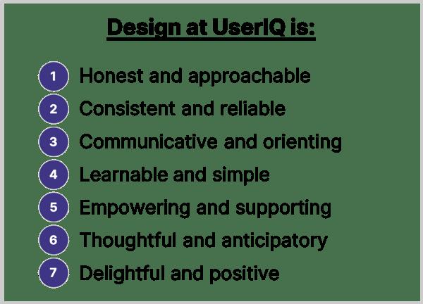 UserIQ-Design-Principles