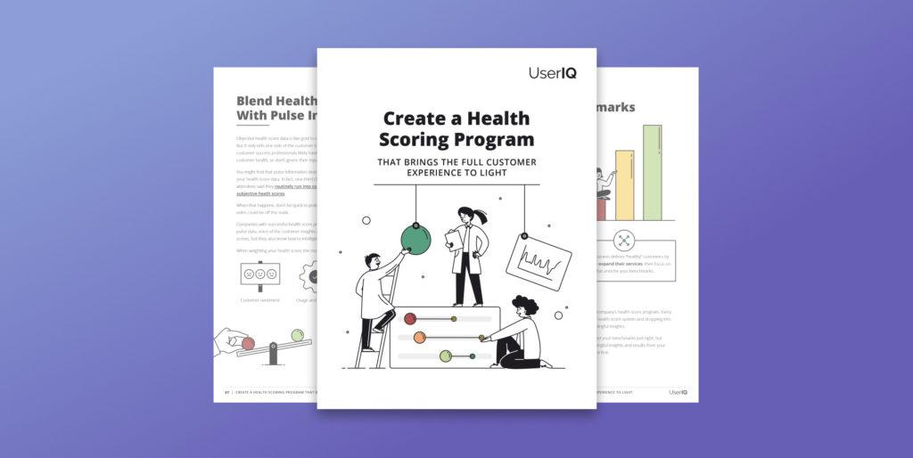 Health score e-book