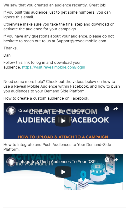 Reveal-Mobile-Campaign-Example